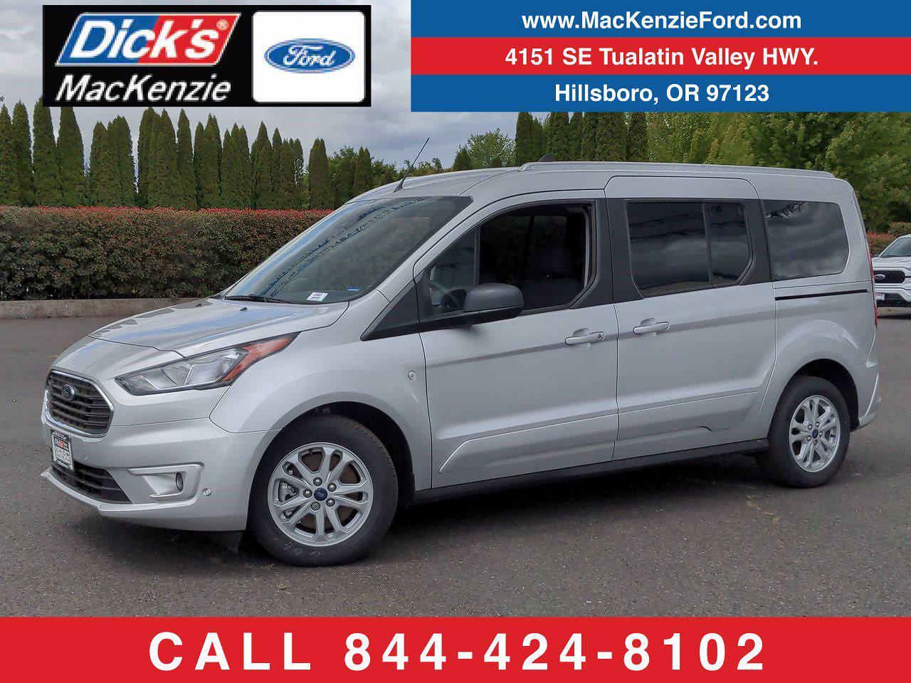 2021 Ford Transit Connect, Passenger Wagon #218302 - photo 1