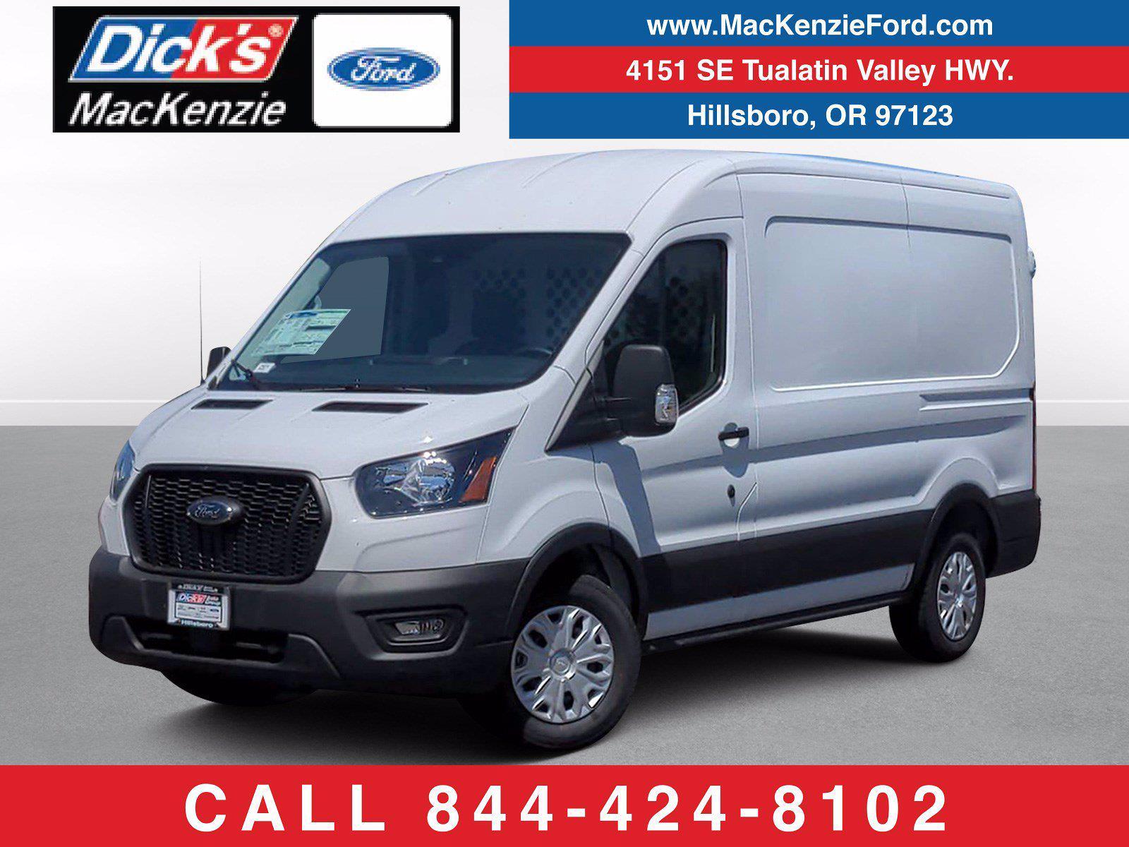 2021 Ford Transit 150 Medium Roof 4x2, Upfitted Cargo Van #218318 - photo 1
