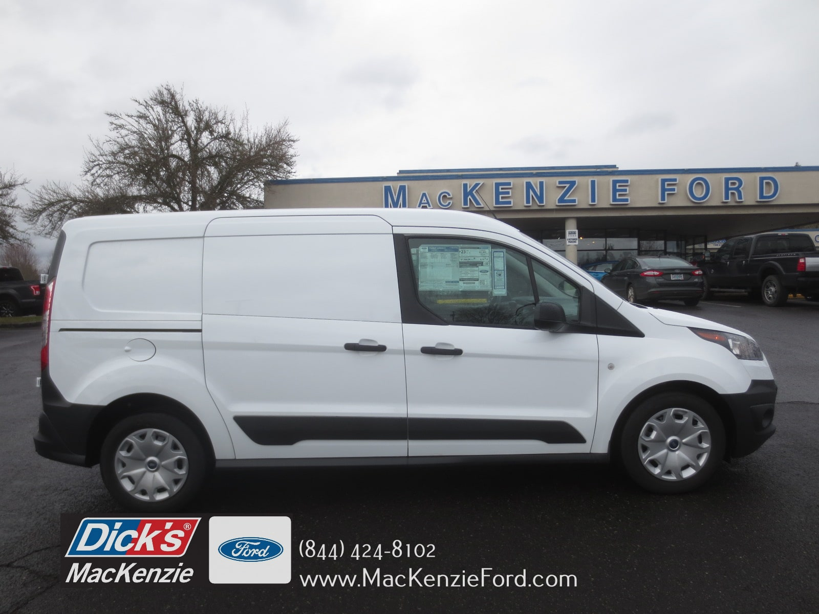 2017 Transit Connect, Cargo Van #278717 - photo 1