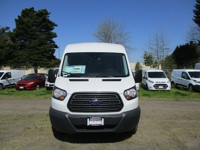 2018 Transit 250 Med Roof 4x2,  Empty Cargo Van #288313 - photo 4