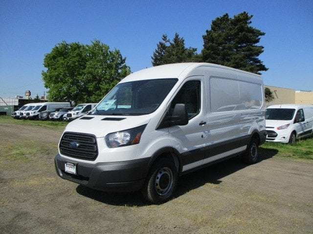 2018 Transit 250 Med Roof 4x2,  Empty Cargo Van #288313 - photo 5
