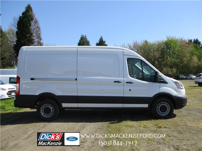 2018 Transit 250 Med Roof,  Empty Cargo Van #288313 - photo 1