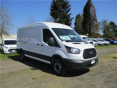 2018 Transit 250 Med Roof,  Empty Cargo Van #288313 - photo 3