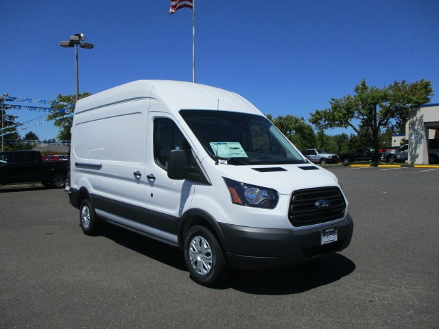 2018 Transit 250 High Roof 4x2,  Empty Cargo Van #288321 - photo 3