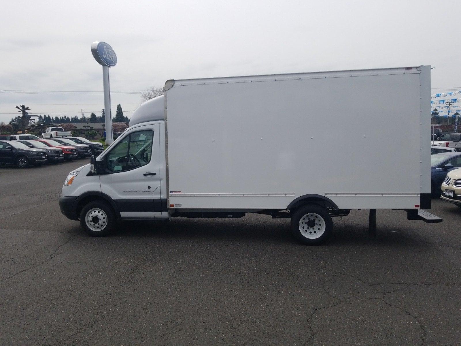 2018 Transit 350 HD DRW 4x2,  Morgan Cutaway Van #288341 - photo 3