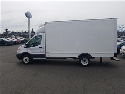 2018 Transit 350 HD DRW 4x2,  Morgan Mini-Mover Cutaway Van #288341 - photo 3
