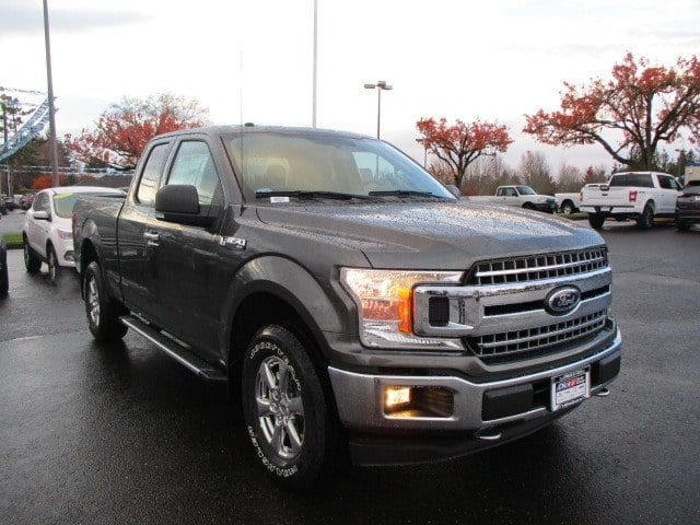 2018 F-150 Super Cab 4x4,  Pickup #289528 - photo 2
