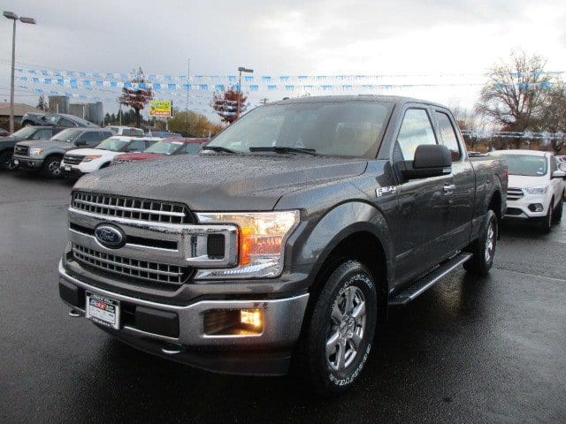 2018 F-150 Super Cab 4x4,  Pickup #289528 - photo 4