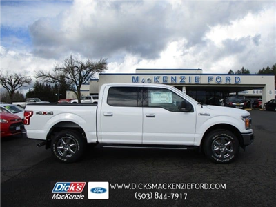 2018 F-150 SuperCrew Cab 4x4,  Pickup #289558 - photo 1