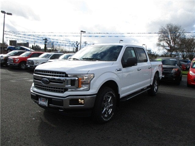 2018 F-150 SuperCrew Cab 4x4,  Pickup #289558 - photo 4