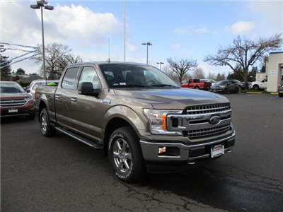 2018 F-150 SuperCrew Cab 4x4, Pickup #289562T - photo 3
