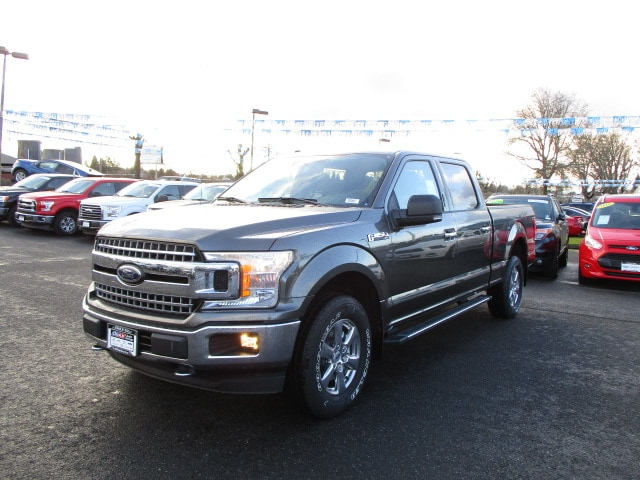 2018 F-150 SuperCrew Cab 4x4, Pickup #289563T - photo 5
