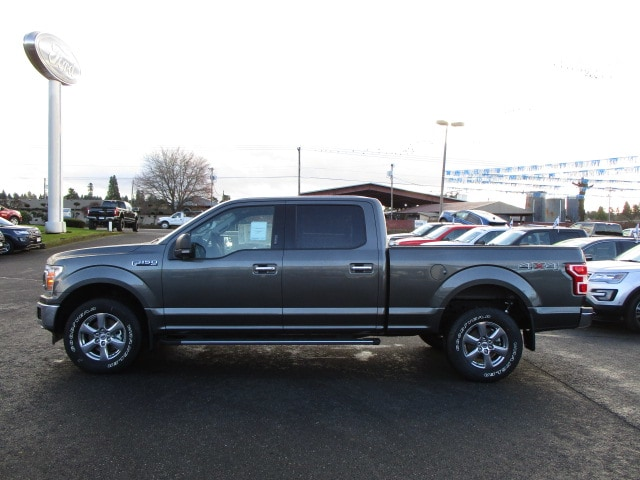 2018 F-150 SuperCrew Cab 4x4, Pickup #289563T - photo 6