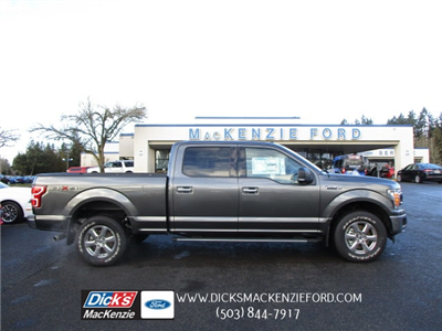 2018 F-150 SuperCrew Cab 4x4, Pickup #289563T - photo 1