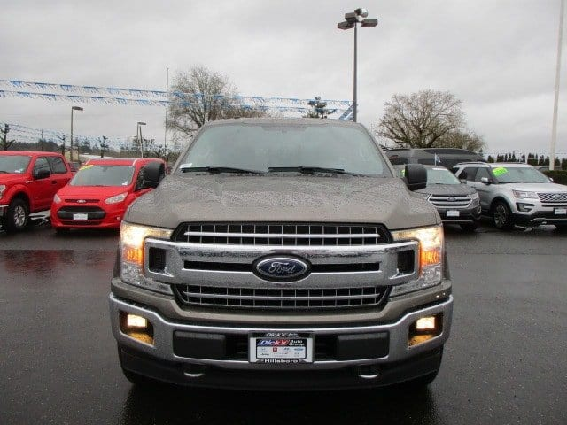 2018 F-150 SuperCrew Cab 4x4,  Pickup #289628 - photo 3