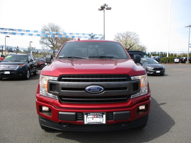 2018 F-150 SuperCrew Cab 4x4,  Pickup #289657 - photo 3