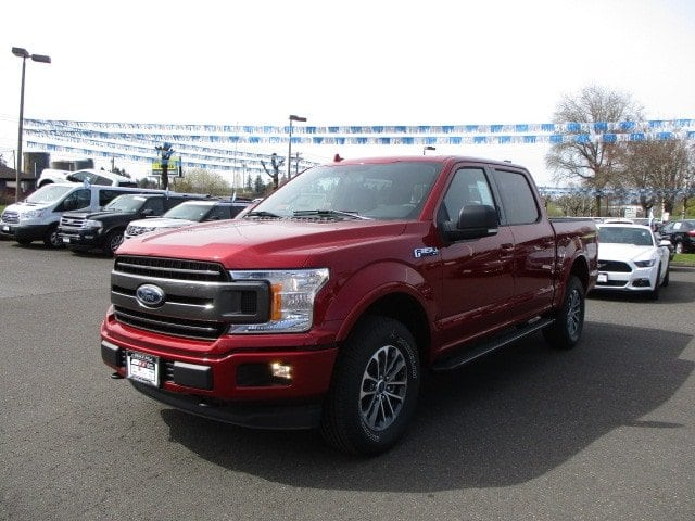 2018 F-150 SuperCrew Cab 4x4,  Pickup #289657 - photo 4
