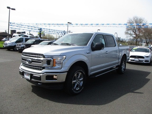 2018 F-150 SuperCrew Cab 4x4,  Pickup #289659 - photo 4