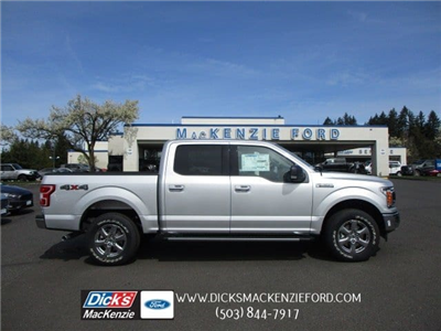 2018 F-150 SuperCrew Cab 4x4,  Pickup #289659 - photo 1