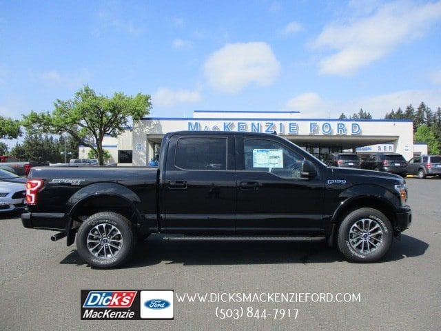 2018 F-150 SuperCrew Cab 4x4,  Pickup #289680 - photo 1