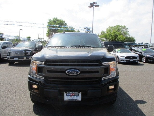 2018 F-150 SuperCrew Cab 4x4,  Pickup #289680 - photo 3