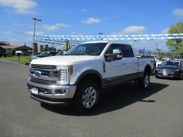 2018 F-350 Crew Cab 4x4,  Pickup #289691 - photo 4