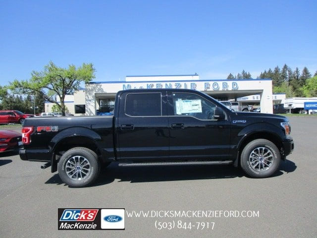 2018 F-150 SuperCrew Cab 4x4,  Pickup #289703T - photo 1