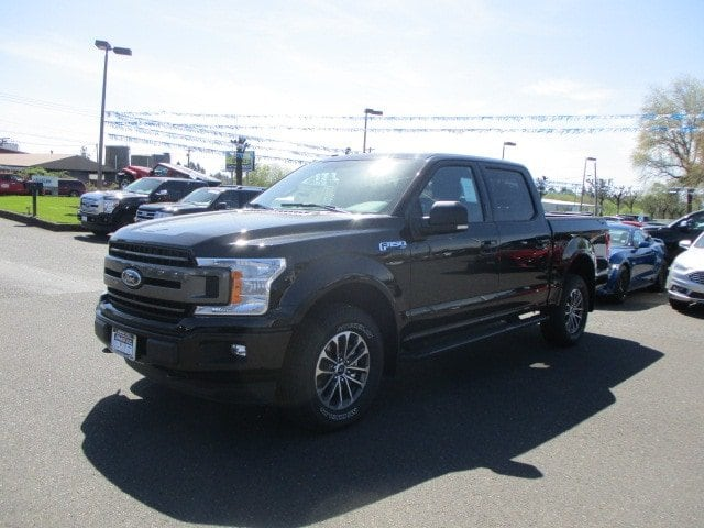 2018 F-150 SuperCrew Cab 4x4,  Pickup #289703T - photo 4