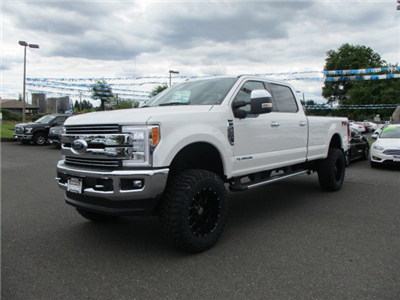 2018 F-350 Crew Cab 4x4,  Pickup #289712T - photo 4