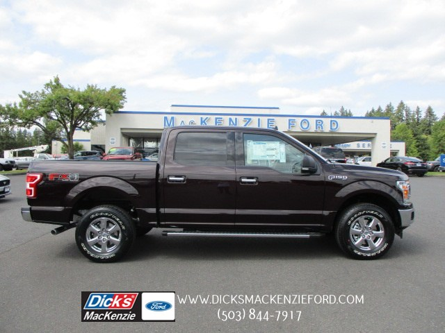 2018 F-150 SuperCrew Cab 4x4,  Pickup #289718 - photo 1