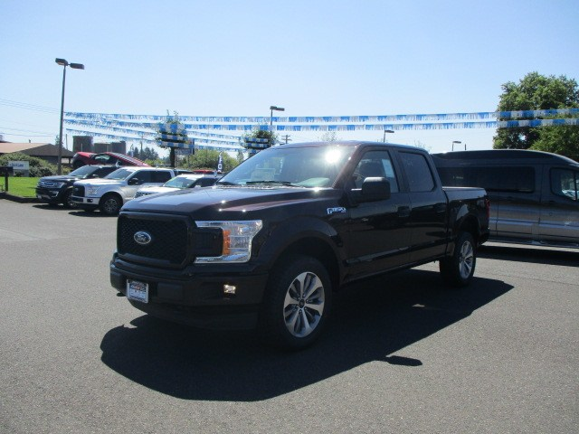 2018 F-150 SuperCrew Cab 4x4,  Pickup #289749 - photo 4