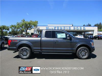 2018 F-150 Super Cab 4x4,  Pickup #289781T - photo 1