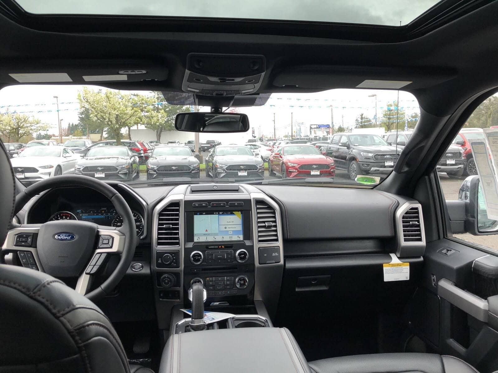 2018 F-150 SuperCrew Cab 4x4,  Pickup #289803 - photo 21