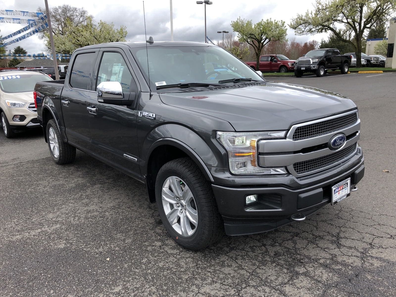 2018 F-150 SuperCrew Cab 4x4,  Pickup #289803 - photo 2