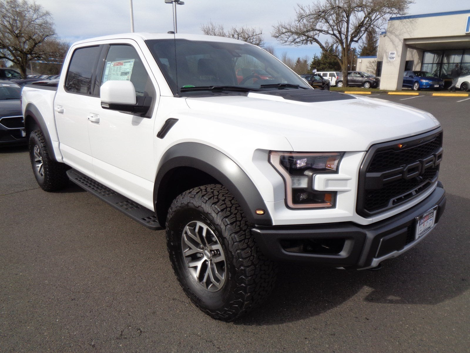 2018 F-150 SuperCrew Cab 4x4,  Pickup #289806 - photo 1