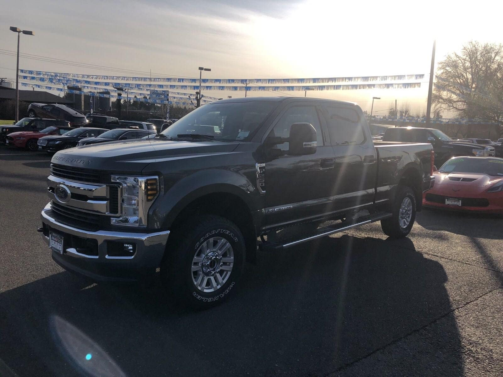 2018 F-250 Crew Cab 4x4,  Pickup #289830T - photo 10