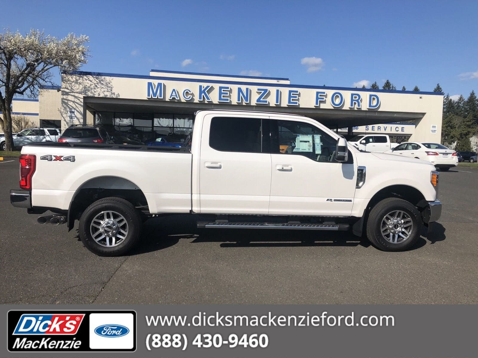 2018 F-350 Crew Cab 4x4,  Pickup #289838T - photo 1