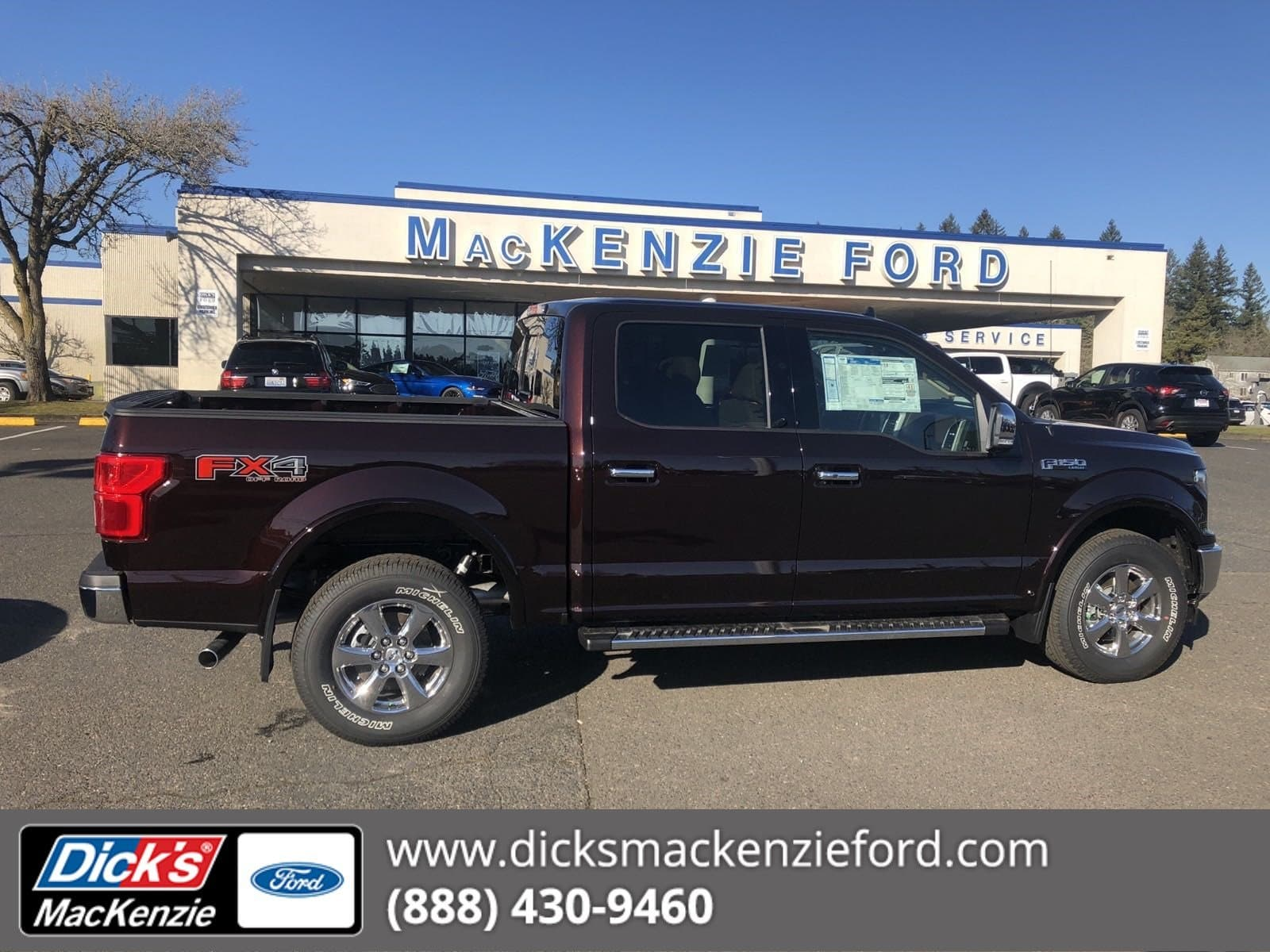 2018 F-150 SuperCrew Cab 4x4,  Pickup #289854T - photo 1