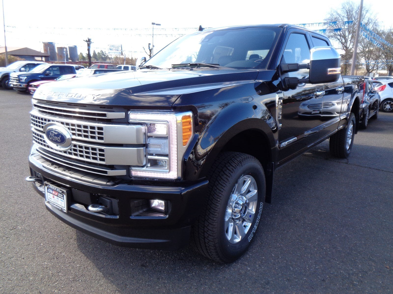 2019 F-250 Crew Cab 4x4,  Pickup #299510 - photo 5