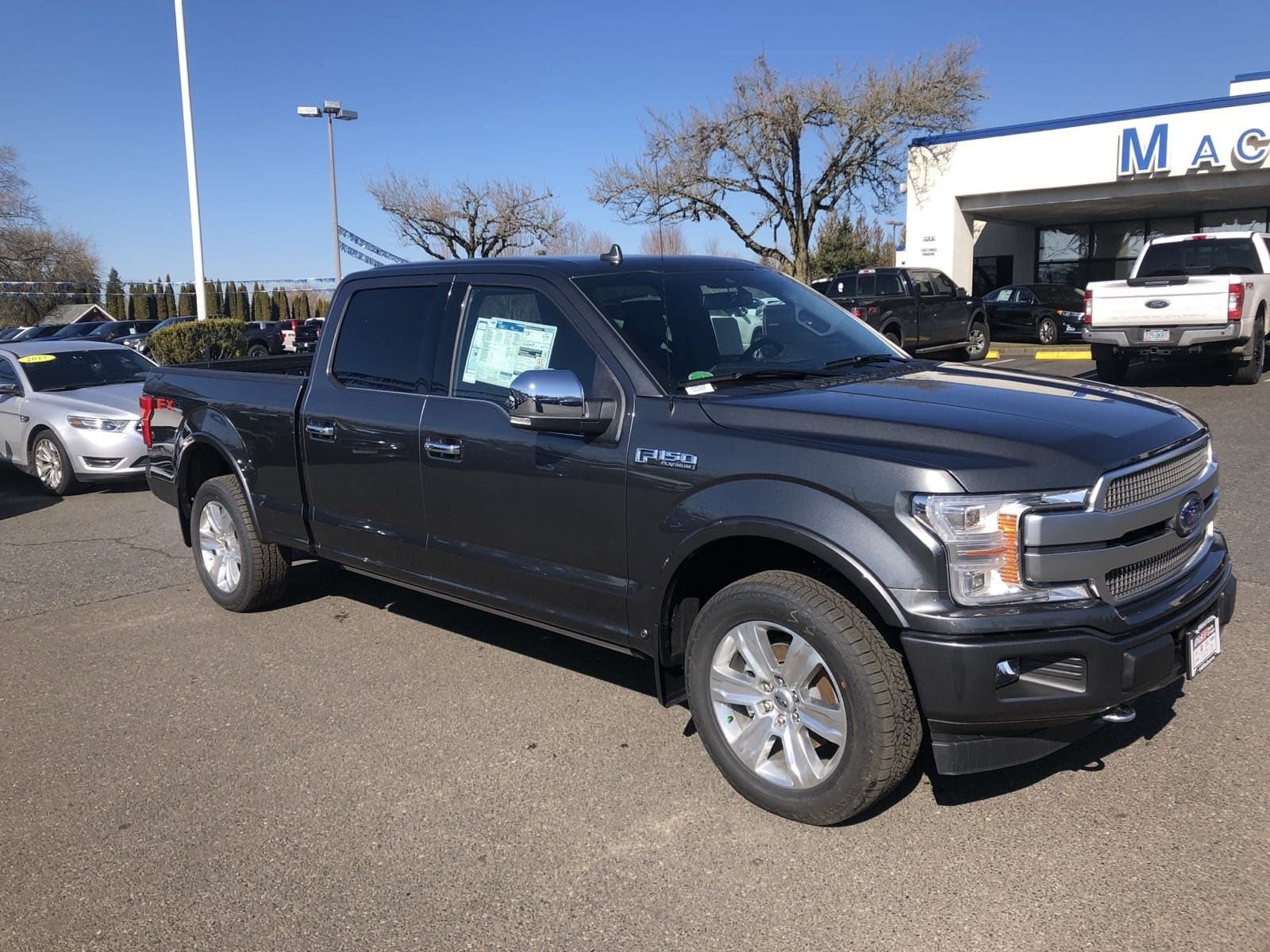 2019 F-150 SuperCrew Cab 4x4,  Pickup #299532 - photo 2