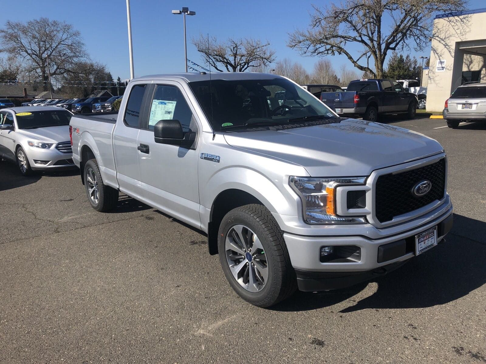 2019 F-150 Super Cab 4x4,  Pickup #299534 - photo 1
