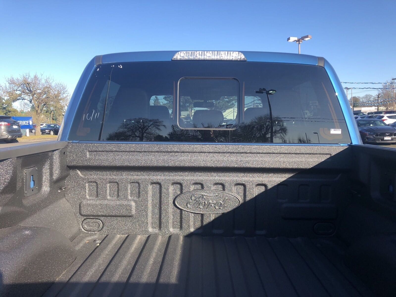2019 F-150 SuperCrew Cab 4x4,  Pickup #299535 - photo 9