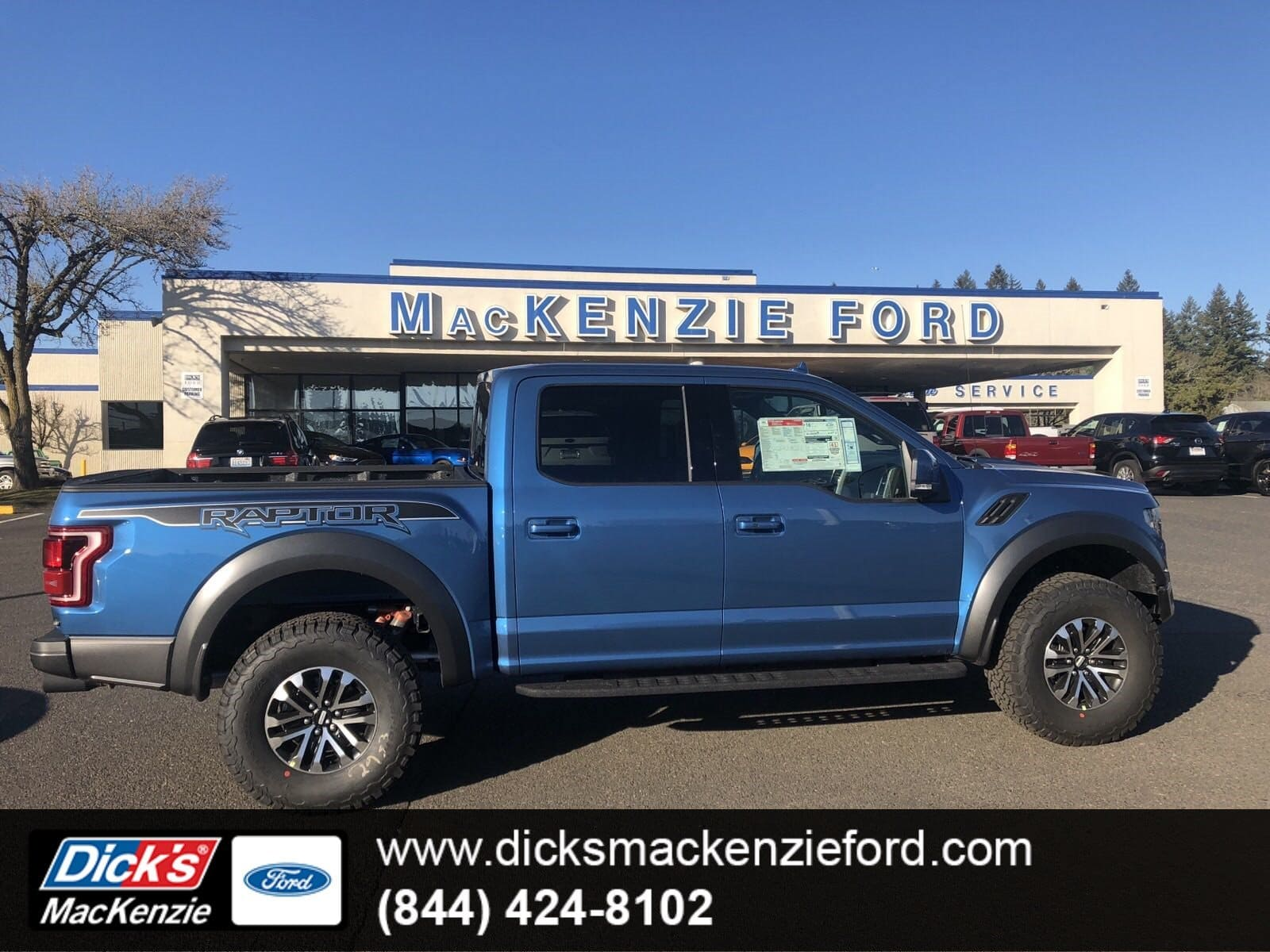 2019 F-150 SuperCrew Cab 4x4,  Pickup #299535 - photo 1