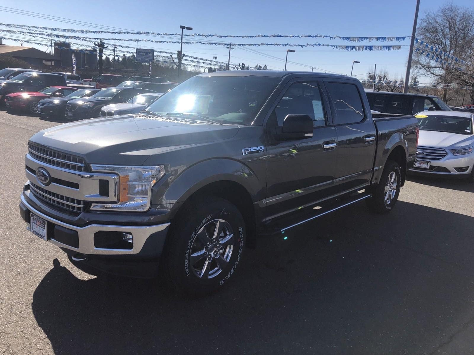 2019 F-150 SuperCrew Cab 4x4,  Pickup #299537 - photo 11