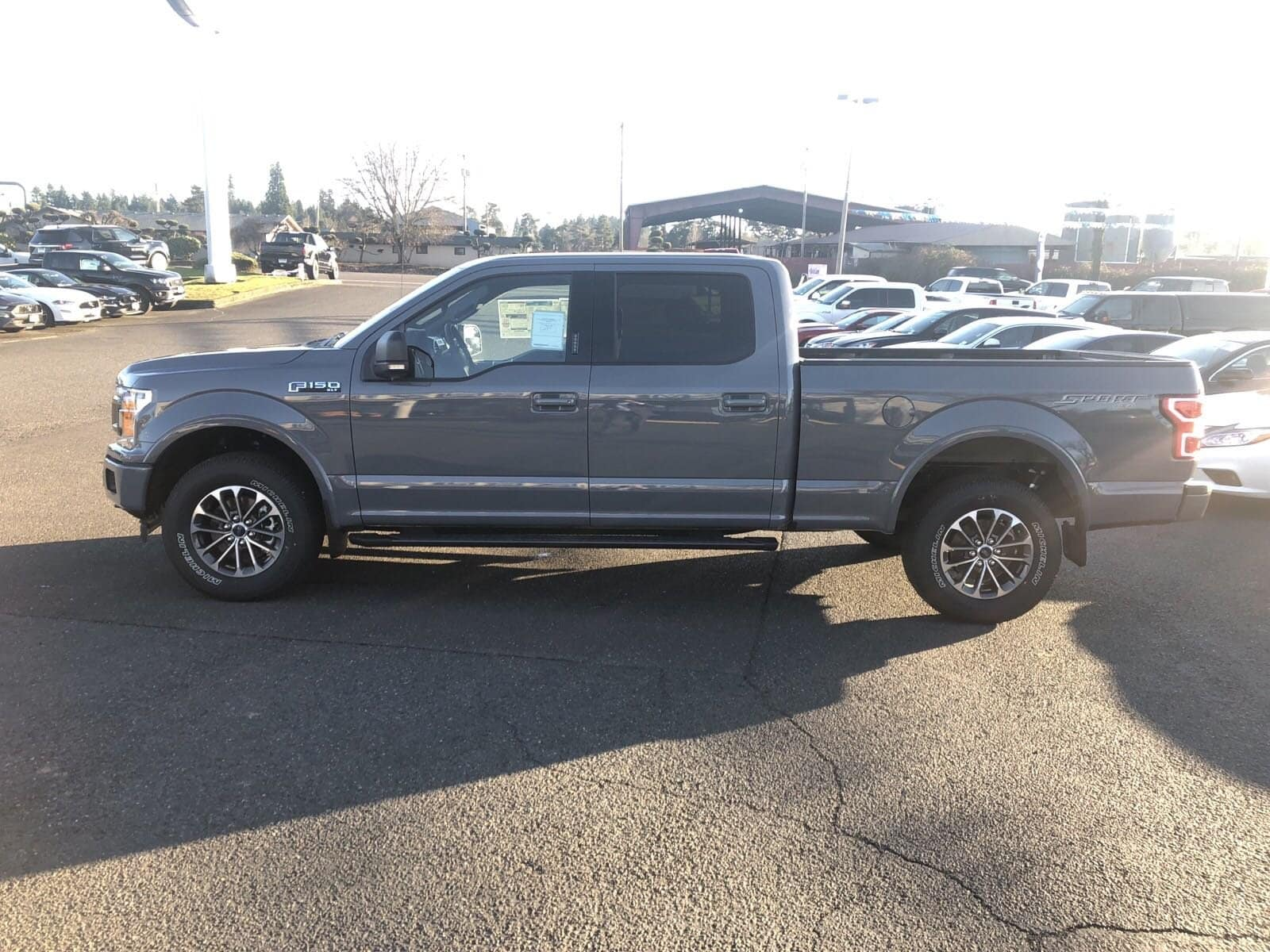 2019 F-150 SuperCrew Cab 4x4,  Pickup #299544 - photo 3