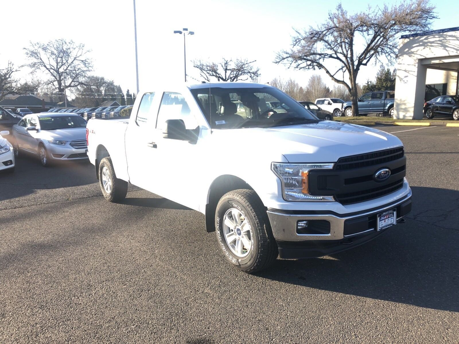 2019 F-150 Super Cab 4x4,  Pickup #299546 - photo 1
