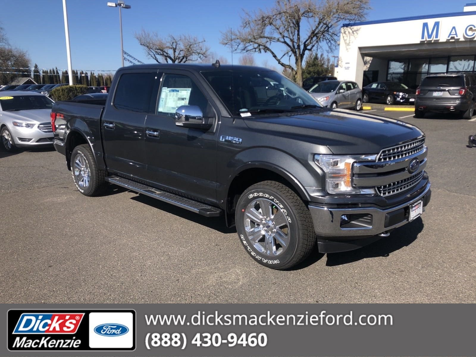 2019 F-150 SuperCrew Cab 4x4,  Pickup #299548 - photo 1