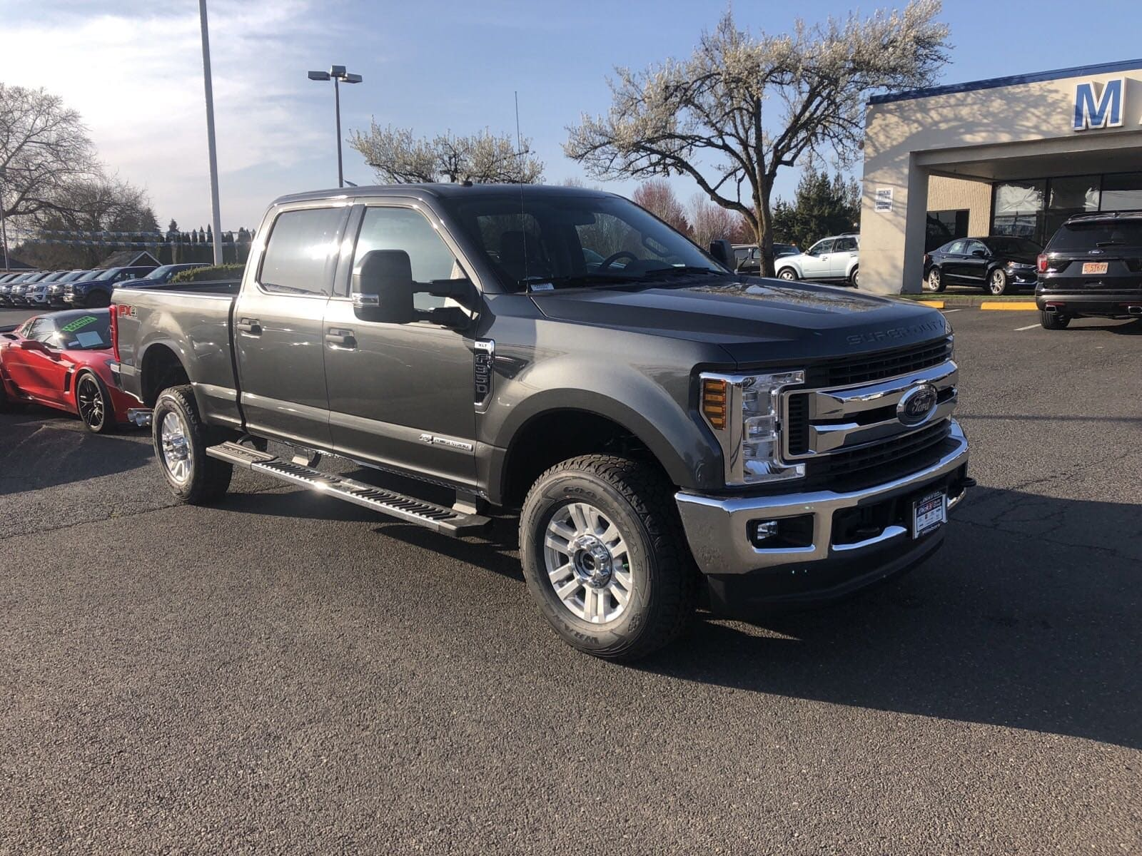 2019 F-350 Crew Cab 4x4,  Pickup #299551T - photo 2