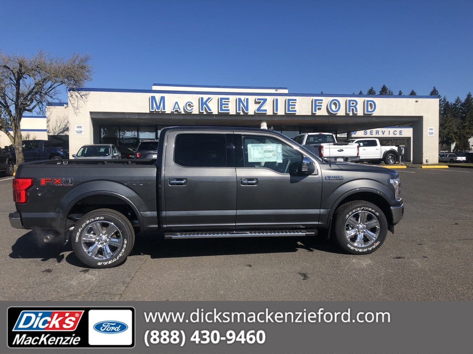2019 F-150 SuperCrew Cab 4x4,  Pickup #299558 - photo 1