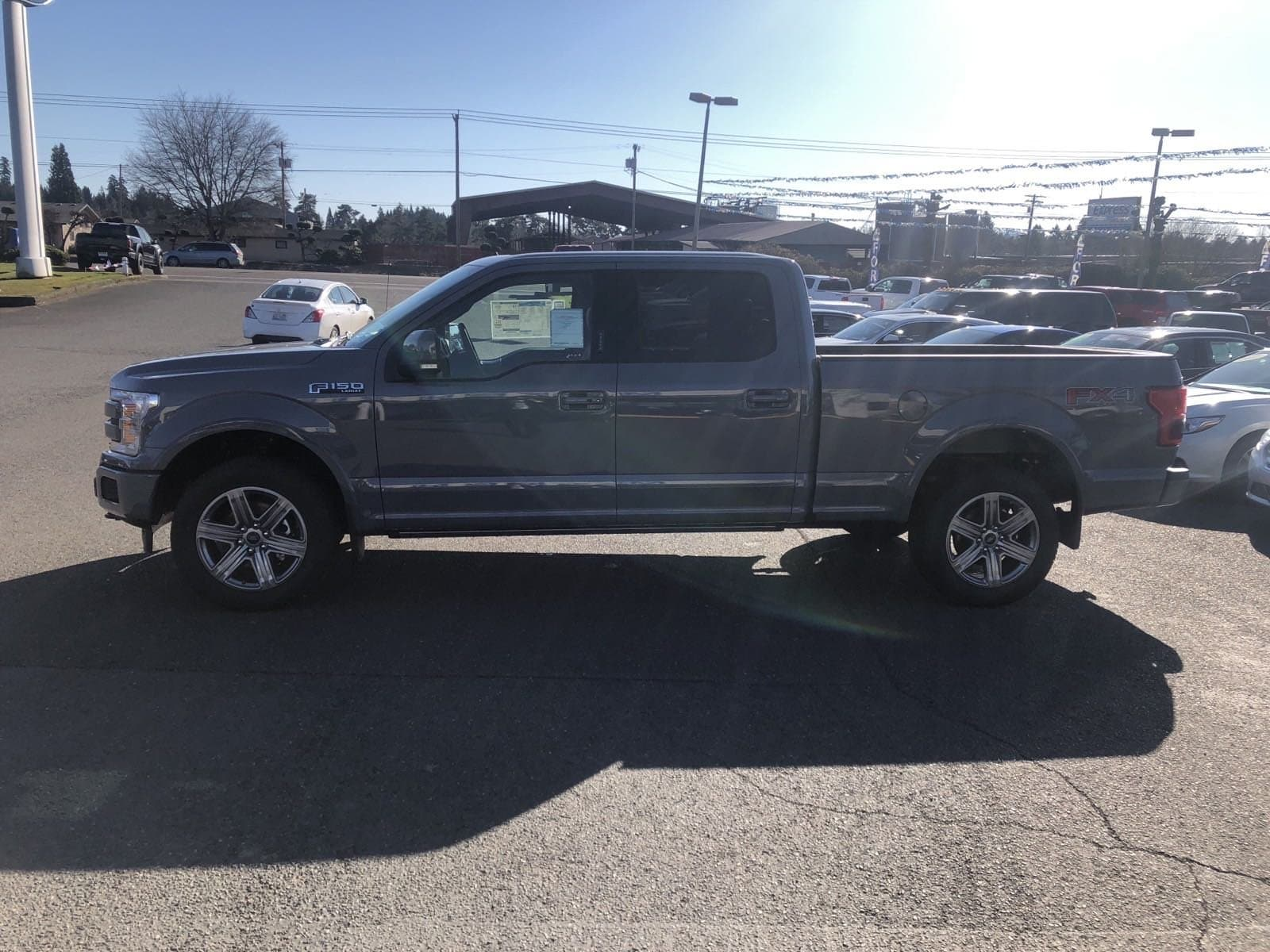 2019 F-150 SuperCrew Cab 4x4,  Pickup #299559 - photo 8